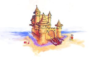 Another Sandcastle by chaosLT