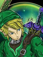 A Salute to Link by RobbieDGrimm