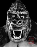 King Kong by ScOttRa