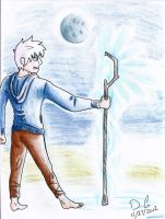 Jack Frost from Rise of the Guardians by DragonShuck