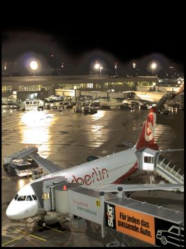 Airberlin HDR by captainhenry