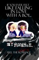 My Chemical ROMANCE - FRERARD by SteVanity