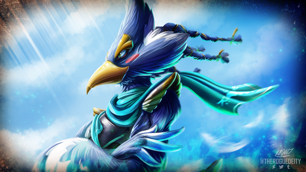 Revali by TheRogueDeity