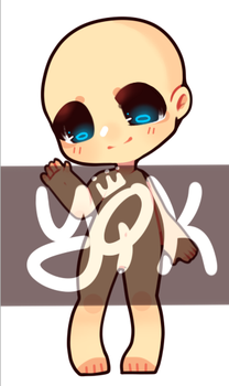 [F2U] UPDATED Sketchy Cheeb Base by YQK