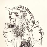 FMA day 2014 by RizuHeartless