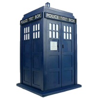 TARDIS Icon by Tech-Dave