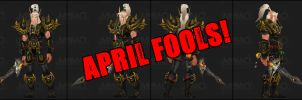 April Fools: Warchief Lor'Themar By Vaanel by Vaanel
