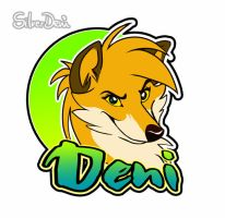 Deni Badge by SilverDeni