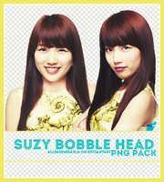 Suzy Bobble Head PNG Pack by AlleakiMikaela