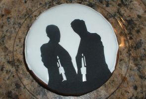 Boondock Saints Cookie by Afina79