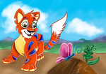 my new neopets picture by Tigersrock144