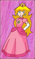 Princess Peach by xxWendyxx