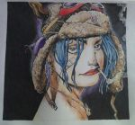 Tank Girl by W0LFINSHEEPSCLOTHING
