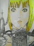 Clare from claymore! by Abuelo92