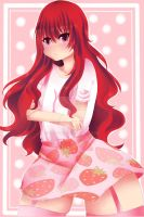 Colour Series .:Red:. SPEEDPAINT by Yupina-tan