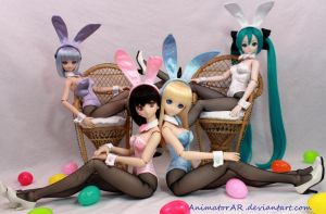 Happy Easter from AnimatorAR by AnimatorAR