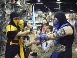 Wizard World '13 (Sun) - Polarized Rivalry Returns by 2ndCityCrusader
