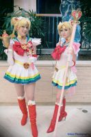 Super Sailor Moons by SailorSamara