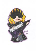 Unreleased Monster Ball Chibi 4 by GAGAISMYSOUL