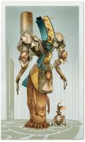 Triadultus by Keithwormwood