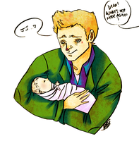 daddy!dean by supernyva