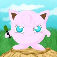 Jigglypuff by doodlenoodle2173