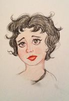 Helen Kane by 17cherry
