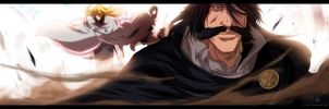 bleach 587 - Invaders.. by i-azu