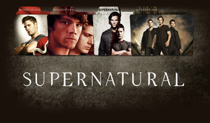Supernatural Folder Icon by iBibikov73