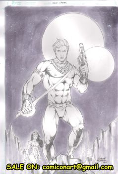 JOHN CARTER by jgledson