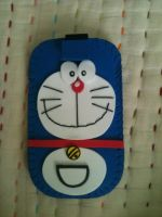 Doraemon Mobile Case by anapeig