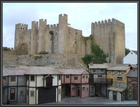 Medieval Obidos by FilipaGrilo