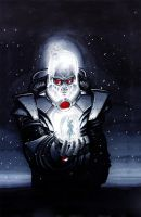 Mr. Freeze by AdamWithers