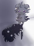 Espurr - Je vais manger ton ame by TheSingBlueSilver