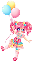 My little Lolita- Pinkie Pie by Hakoinu