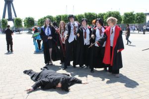Snape's Floored by StoppableUnforce