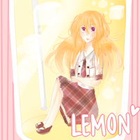 { F-H } A very Lemony lemonade by Chyoonji