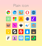 Plain Icon by goescat