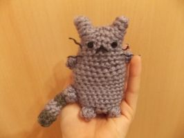 Pusheen Cat by Alba0510