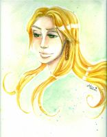 Ylan Water Color by M-I-D-S