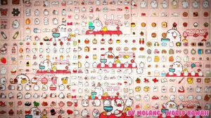 Pack Iconos Molang by leyfzalley