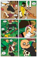 Kung Fu Panda: The New Five page 2 by bico-kun