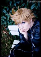 Roxas - Neverending Dream by FujimiyaRan