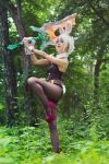 Battle Bunny Riven I by EnchantedCupcake