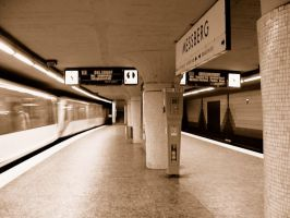 Messberg Station by YouwithoutMe