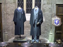 House Robes  Ravenclaw by hellonlegs