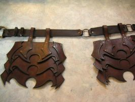 Comm: Belt and thighplates by Sharpener