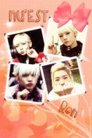NU'EST Ren iPod wallpaper by jyonghyun