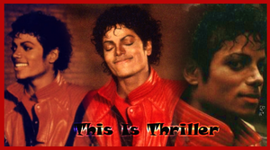 This Is Thriller... :D by MsBriedevmjj