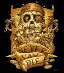 Never Say Die by angelsaquero